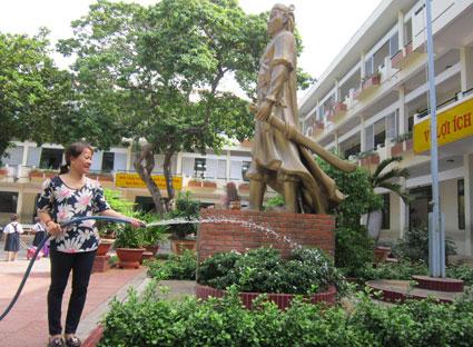 Cây xanh Trường học