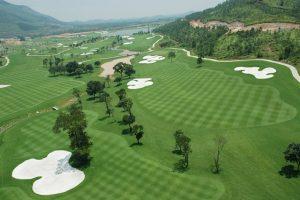 Thiết kế, thi công sân Golf