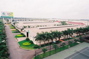 Triển khai gói dịch vụ duy tu cảnh quan tại Công ty CP Dược phẩm Sao Kim